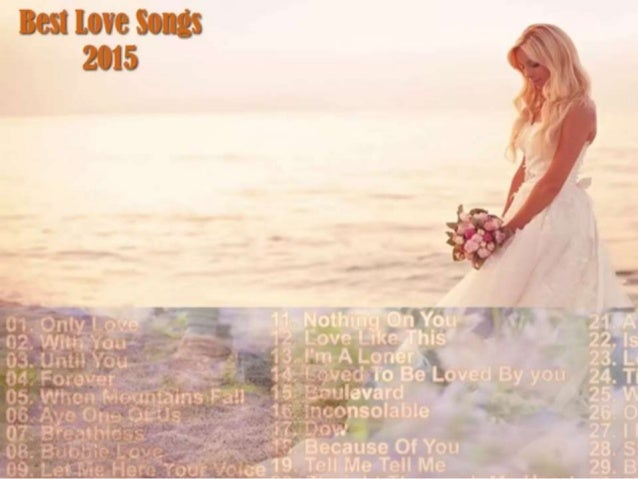 Love songs for new love
